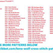 Carousel Ride Cross Stitch Pattern***LOOK***