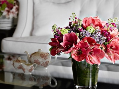 Flower compositions in the interior - How to decorate a house?