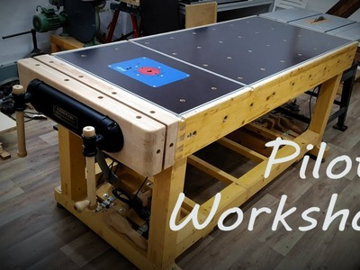 How to build the Ultimate Workbench - part 9 - It´s a Workbench!!