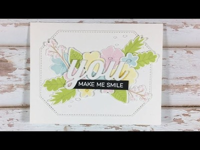 How to Create Stamped Florals with Vicky Papaioannou