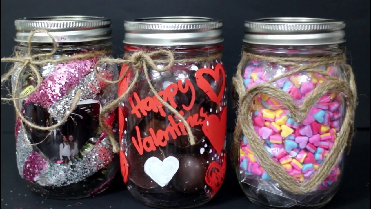 How to decorate jars!