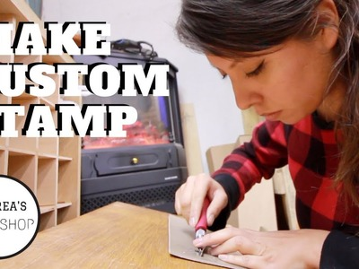 How to Make a Custom Stamp