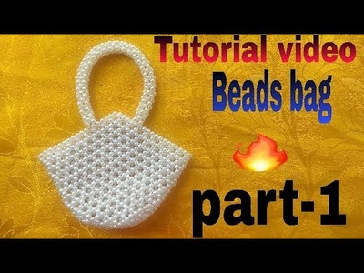 How to make beads bag (.nouka bag).made by Arpita creation