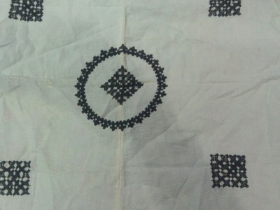 How to make Sindhi Embroidery Flower 2