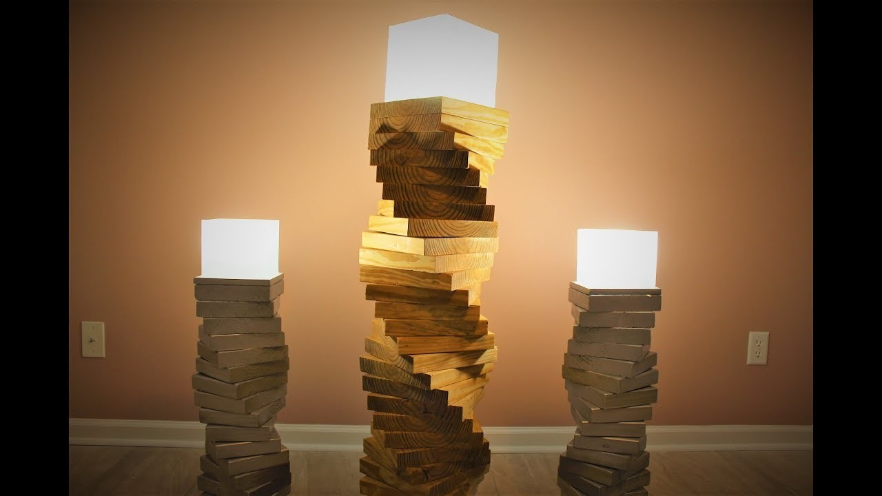 LAMP IDEAS: DIY LAMP