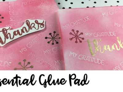 See How to Use the Essential Glue Pad in 3 Different Ways