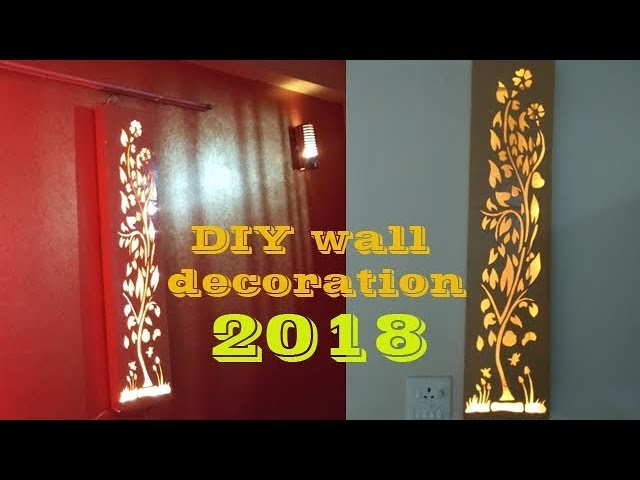 2018 Top Wall Decor Diy,bed room Decor Idea,lighting,Best Wall Decoration Ideas,Wall Art,Art 4 Craft