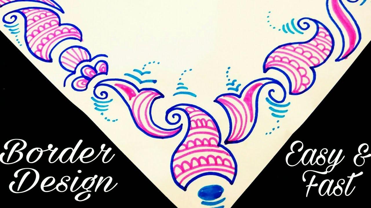 border designs on paper project file design ideas