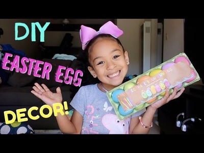 DIY Kids Easter EGG Decorating For EGG HUNT! *HUGE FAIL*