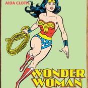 Wonder Woman Cross Stitch Pattern***LOOK***X***INSTANT DOWNLOAD***