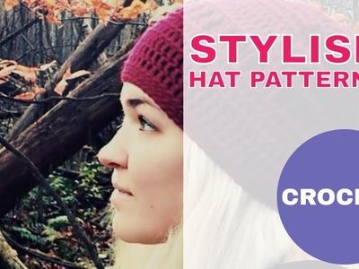 20 Stylish Free Crochet Hat Patterns You'll Love to Make