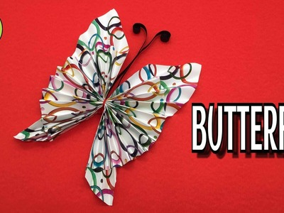 Butterfly - DIY Origami Tutorial by Paper Folds - 835