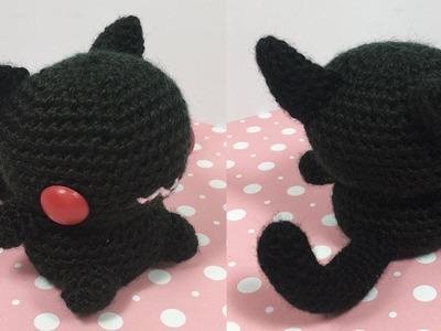 Cat Amigurumi Crochet Tutorial