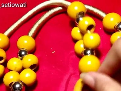 Crochet || how to make handle #crochetbag part 2