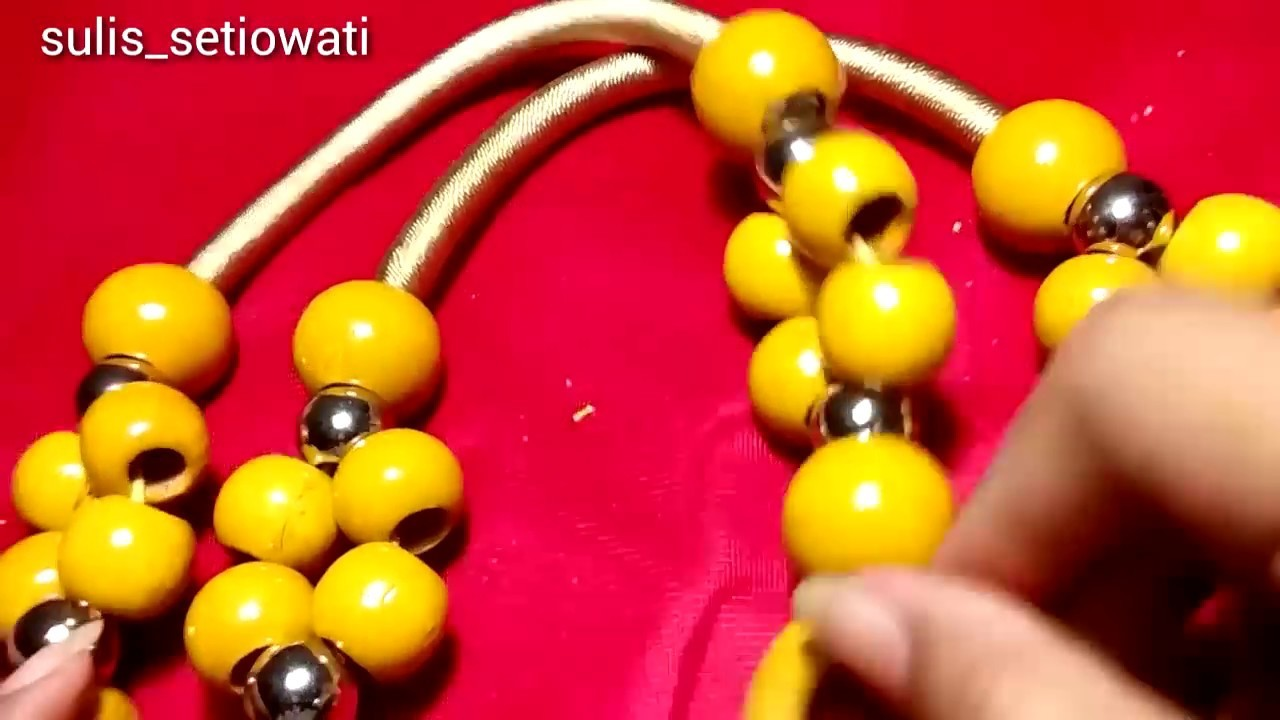 Crochet    how to make handle #crochetbag part 2