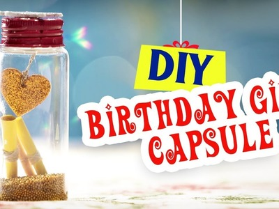 DIY | Customized Birthday Gift | Tutorial