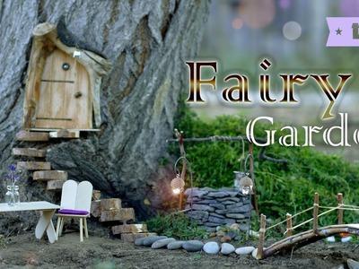 DIY Fairy Garden | How to Make Fairy Garden