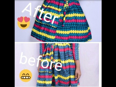 DIY HOW TO MAKE A PUFFY SKIRT