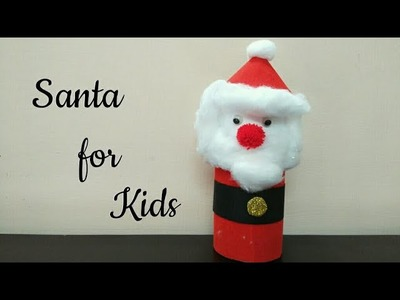 DIY Santa Clause Making. Santa clause  making for kids christmas project