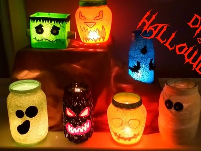 DIY Simple Decoration Ideas for Halloween part 2