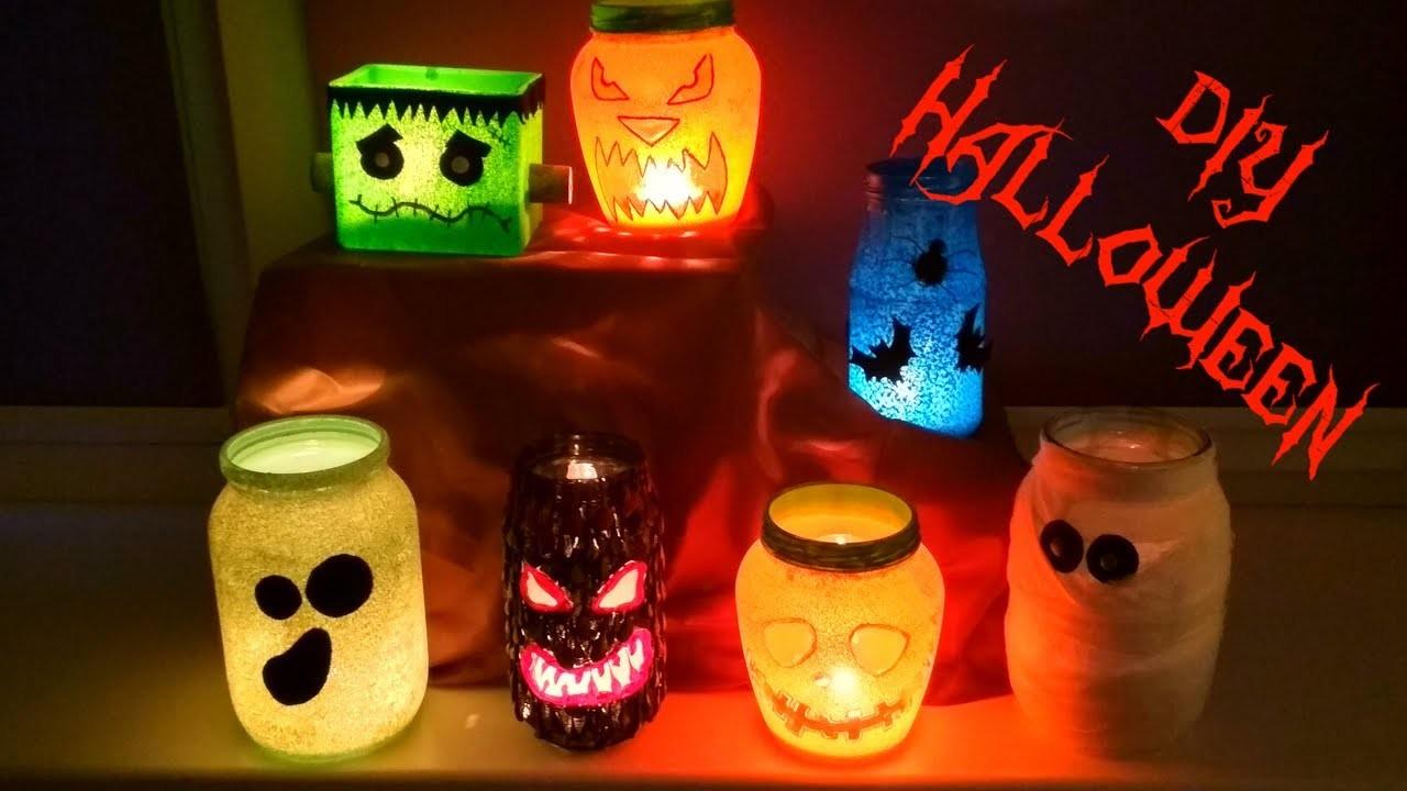 DIY Simple Decoration Ideas for Halloween part 2