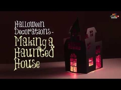 Halloween Decorations - How to Make Halloween Haunted House - DIY Halloween Decoration Ideas
