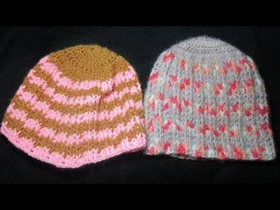 How to crochet Cap.Topi.[Hindi]