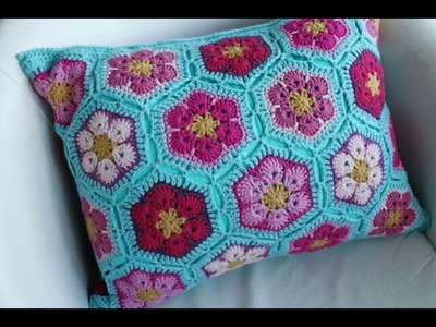 Most beautiful crochet pillow cover design collection back to back.