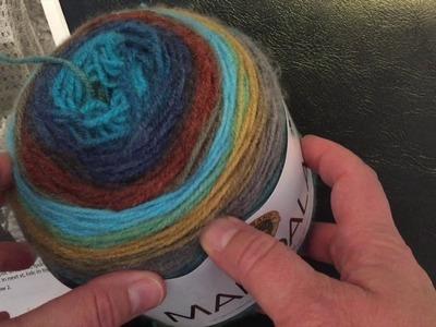 Step by Step Walk Through Euphoria Cardi Crochet Part 1