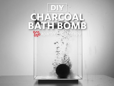 Weekend DIYs: This Charcoal-Made DIY Is The Bomb!