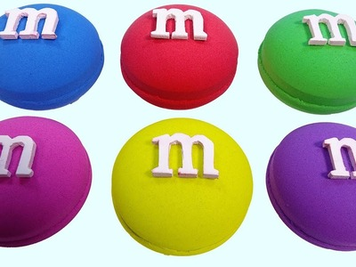 Learn Colors Mad Mattr Rainbow M&M Candy Amazing cake Surprise Toys Kids diy how to make colors