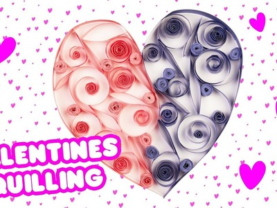 ???? QUILLING TUTORIAL | Girl Talk papercrafts ????