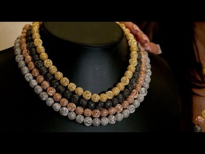 Tapestry of Beads Necklace