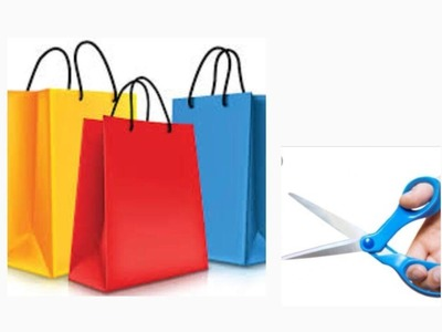 HOW TO REUSE SHOPPING PAPER BAGS I BEST OUTOF WASTE