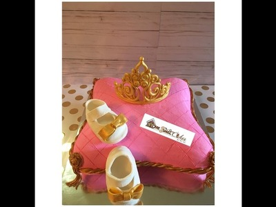 Pillow Cake | Baby Shower Cake | Pillow Cakes Ideas | DIY & How to