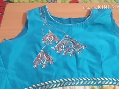 Hand How To Make Simple Nokshi Katha New Design Video Tutorialhand