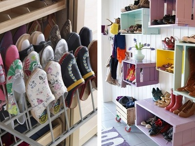33 Brilliant Ideas to Store Your Shoes