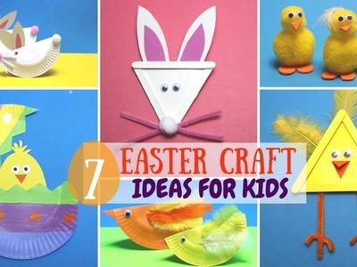 7 Easter Craft Ideas for Kids | Easter Crafts