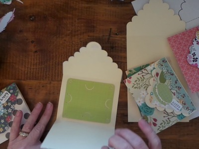Craft Fair Project: Gift Card Holders Sweetness Overload! BONUS: Free Template!