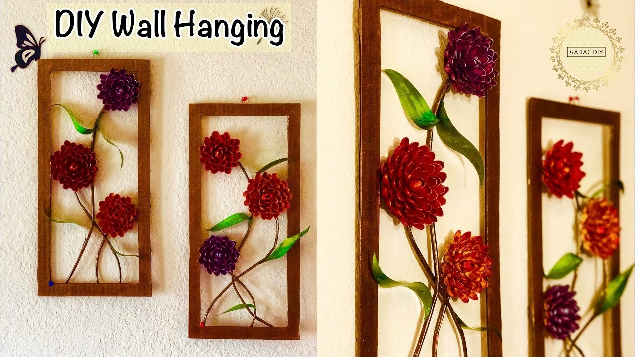 Diy Wall Hanging Crafts
