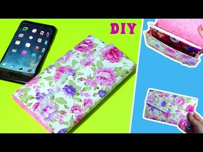 DIY.Woman Wallet Tutorial.NO SEW.Tutorial&crafts.Handmade.My creative ideas.Handcraft.
