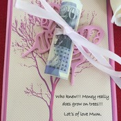 Hand crafted Money/gift/Wallets