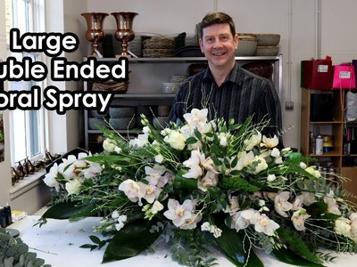 How To Make A Large Double Ended Spray