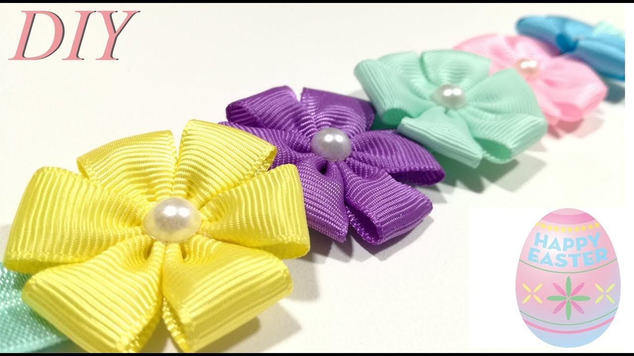 How To Make Hair Bows ???? DIY #197 Baby Headband Tutorial