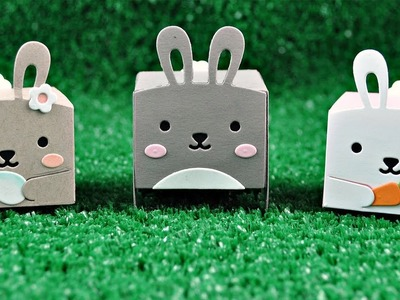 Intro to Tiny Gift Box Bunny Add On