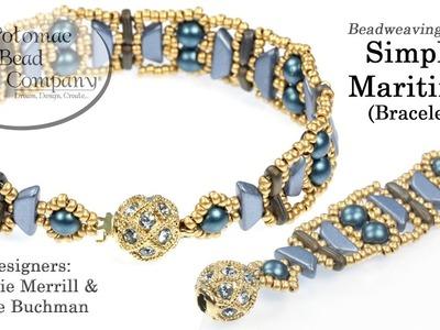 Simple Maritime Bracelet (Tutorial)