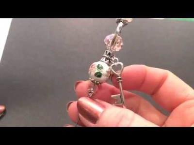 Using my RAK's #1 - making stick-pins! + exciting news at the end! :)
