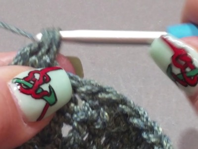 Crochet easy baby bootees