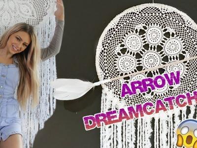 DIY Arrowhead Dreamcatcher Tutorial