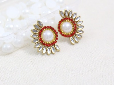 DIY | Designer Earring Tutorial